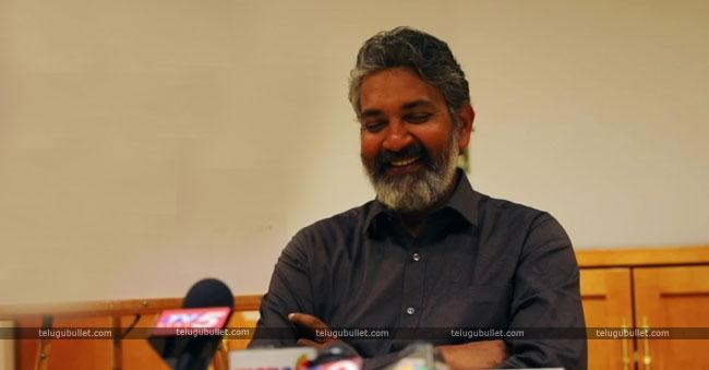 Rajamouli Press Meet On 14th