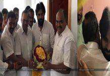 TDp MLC Clarifies About Meeting With Pawan Kalyan