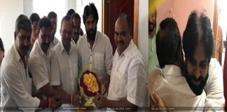 TDp MLC Clarifies About Meeting With Pawan Kalyan