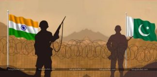 Tension At Pakistan Border