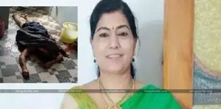 Two Members Arrested In Vijaya Reddy Murder Case