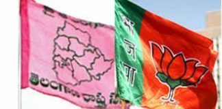 In Telangana, the BJP has a strong fight for the TRS