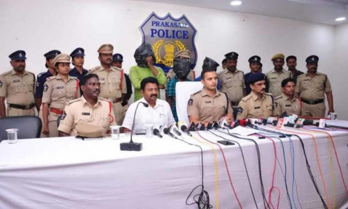 Baji is the main accused in the Ongole gang rape case
