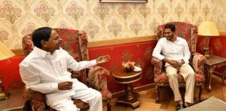 Jagan KCR meeting on ap and telangana problems