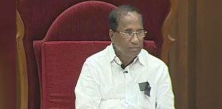 kodela shivaprasad rao came in front of media