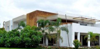 babu vacating official residence