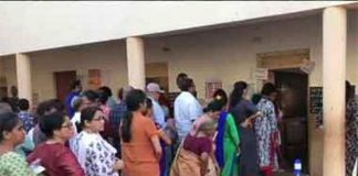election process completed peacefully