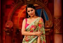 is Anusuya going to miss Jabardasth