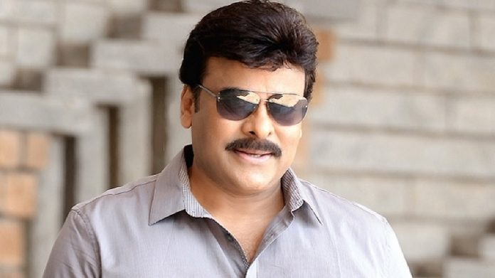 new heoine for chiranjeevi