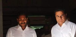 jagan and ktr going to delhi