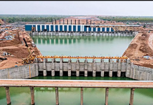 kaaleshwaram project is going to break the world record