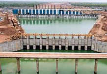 highlights of kaaleshwaram project