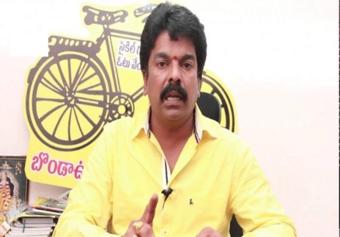 Bonda uma says that ministers bhajan house drownde