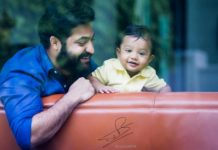 ntr second son became one year old