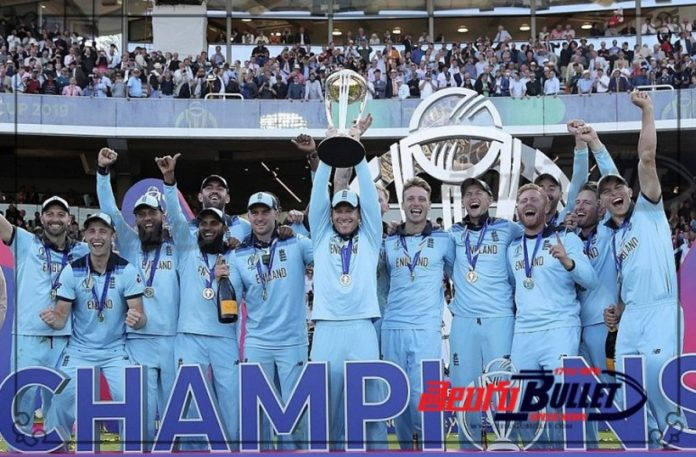 England won world cup for the first time in world cup history