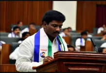 arrest warrant to YCP MLA