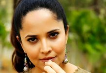 anasuya becoming as producer