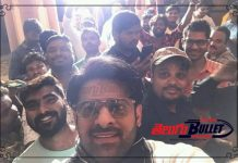 saaho shoot wrap up