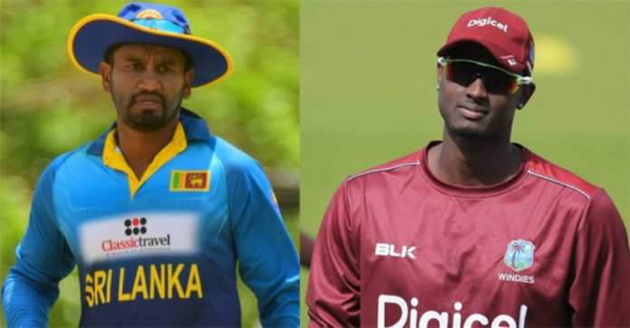 west indies challenge to srilanka