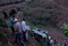 bus accident in ap