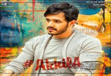 akhil started his fourth film