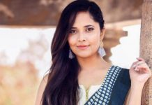 Anasuya becoming as a producer