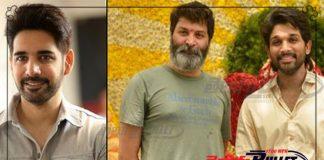 sushanth play key role in trivikram movie