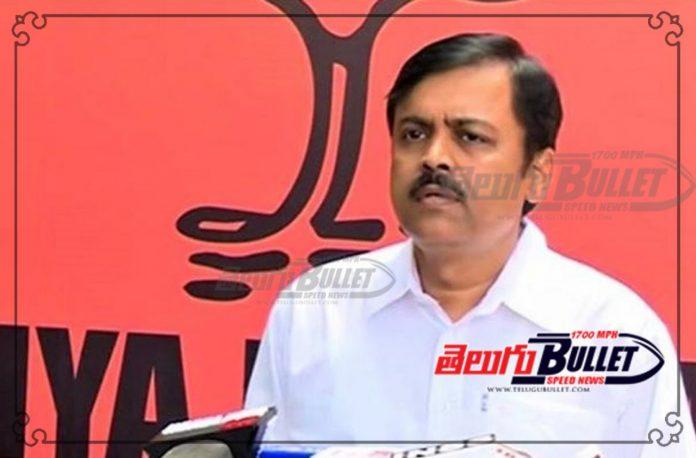 bjp mp comments on cm in karnataka