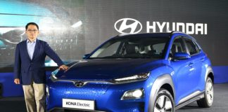 hyundai kona electrical car launched in india