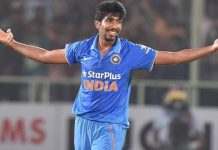 hundred wicket for bumrah