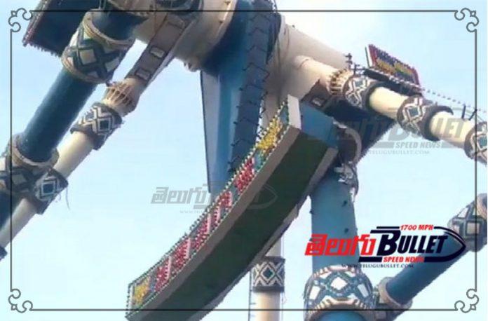 three killed in pendulum ride breaks down inciden in ahmedabad