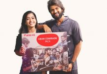 airtel to give chance to meet vijay devarakonda and rashmika
