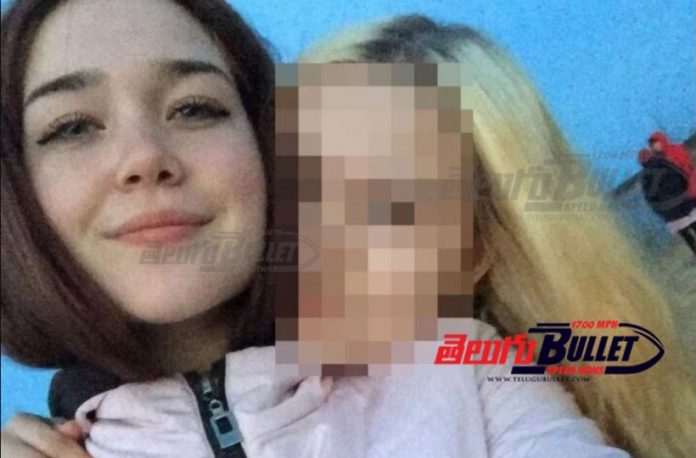 two girls carved friend face and killed