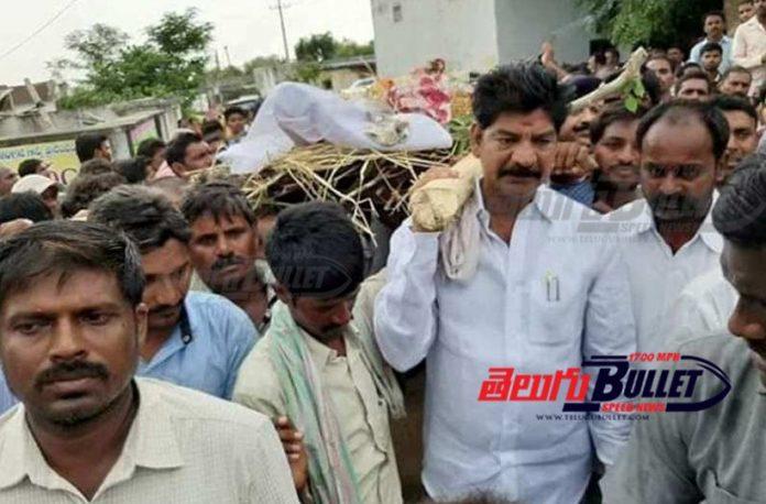 mla shankar naik gunman died