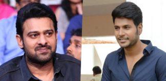 sandeep kishan purchased cinema ticket for prabhas