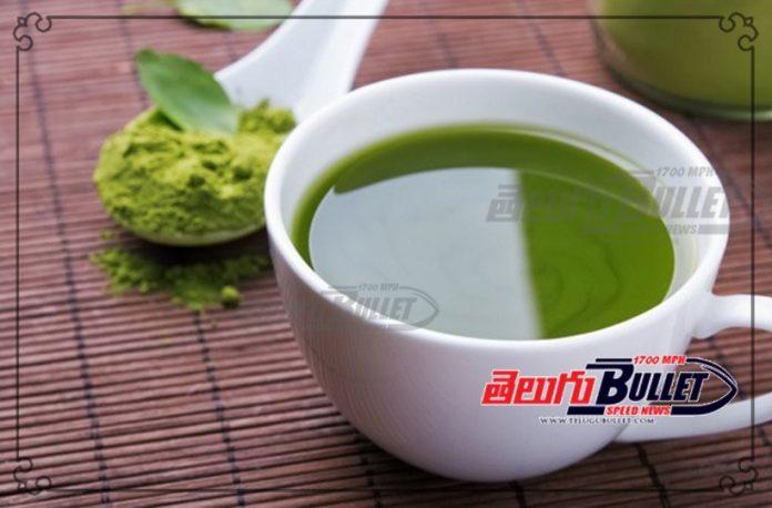 matcha tea reduces anxiety says study