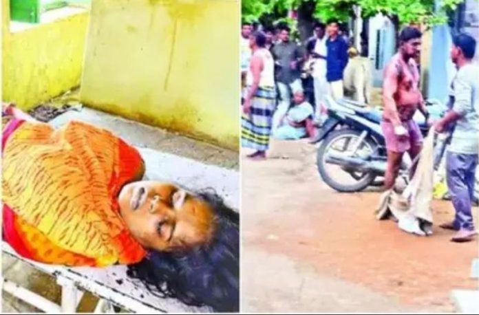 Husband who killed his wife without even looking suspiciously pregnant!