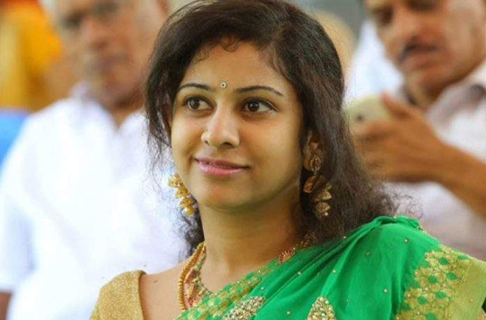 Is-Sadineni-Yamini-Joining-The-BJP