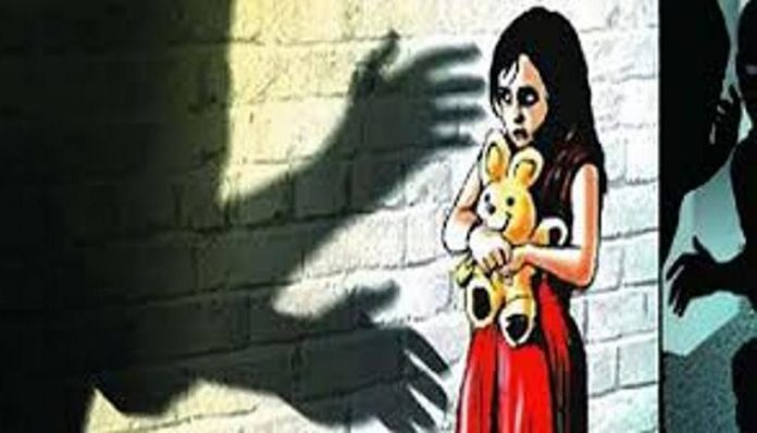 Minor boys rape on a six year old girl ... Rape - Murder