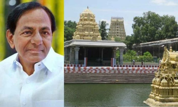 kcr-is-going-to-visit-atti-varadar-swami