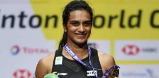 Sindhu made history and gift to mother